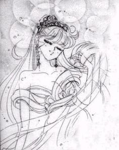 Princess Venus. How could Kunzite not fall in love with her!