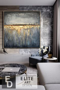 Navy blue abstract art extra large abstract painting royal blue modern art abstract canvas acrylic painting on canvas Marine gold abstract art- Bleu marine abstrait art extra large peinture abstraite bleu royal art moderne abstrait toile peint- Blue Abstract Painting, Abstract Canvas Art, Acrylic Painting Canvas, Abstract Paintings, Portrait Paintings, Acrylic Art, Modern Painting, Minimalist Painting, Modern Art Paintings