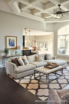 Evolution of Style: Whole House Color Palette