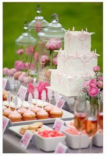 Wedding Cake Decoration Challenge Bridal Shower
