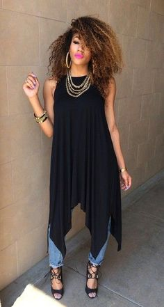 This is 100% my type of outfit! I absolutely love it | Fashionable outfit ideas for stylish women.