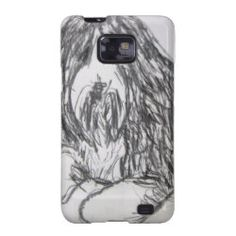 Bearded Collie Samsung Galaxy SII Cases