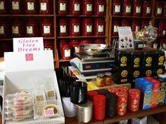 You can find #Splendini #GlutenFree delights at Teiera Eclettica, #tea room and shop - Milano, Lombardia