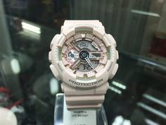 G-Shock GMA-S110MP-4A1 Pink S Series-2