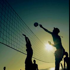 I love volley ball, basically everything about it. The only thing I could do without is the way it hurts when the ball hits you in a certain spot.