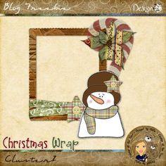 Christmas Wrap ClusterZ