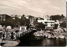 Üsküdar Salacak iskelesi - 1970 ler