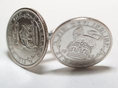 1926 Sixpence Cufflinks 88th birthday.  by OldCoinCufflinks, $21.99
