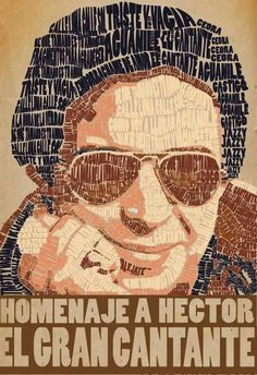 The great Hector LaVoe Puerto Rican Music, Earth Drawings, Salsa Music, Puerto Rico History, Gordon Parks, Quilling Jewelry, Latin Music, Puerto Ricans, Pulp Fiction