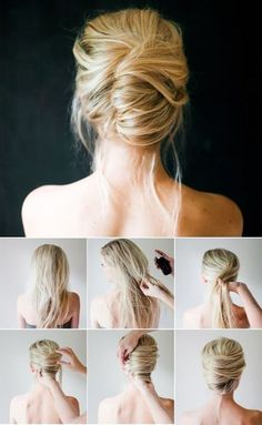 Hair Tutorial   Diy Hair   Hair Styles