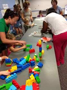 The Three Little Pigs & the Preschool Science. Kids get to experiment with building materials. Which one will hold up?