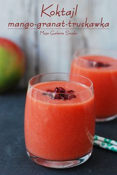 Smoothie Drinks, Healthy Smoothies, Breakfast Options, Fruits And Veggies, Cantaloupe, Frozen, Shake, Mango, Fitness Planner