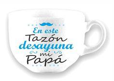 """TAZON BAGGY  """" EN ESTE TAZON DESAYUNA MI PAPA"""""""
