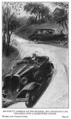 Nancy and the Car Crash