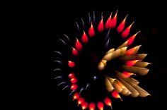 Mind-blowing photos of fireworks by David Johnson - #Canada, #DavidJohnson, #Fireworks, #LongExposure, #Ottawa, #Photos