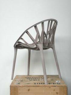 Vegetal chair, Ronan & Erwan Bouroullec Design