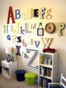 Playroom decoration ideas for small space (43)