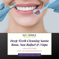 With diligent home dental care, individuals still can build up some type of periodontal disease. To satisfy your curiosity about the procedure, we will discuss what occurs during a Teeth Cleaning in Santa Rosa, San Rafael and Napa. Visit us! Family Dental Care, Dental Group, Dental Fillings, Cosmetic Dentistry, Dental Implants, Oral Hygiene, Body Care, Braces
