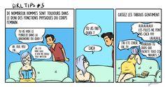 10 astuces de filles hilarantes en dessins-2 (2)