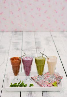 Slurpy smoothies | Good Magazine