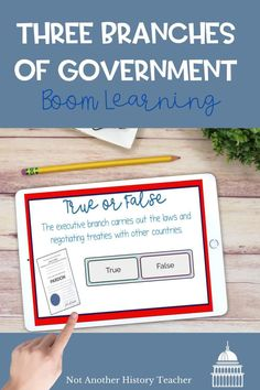 Students need to really know about this topic before having the opportunity to vote when they get older. Hence, Not Another History Teacher has created the perfect way for teaching the president with Boom Task Cards!