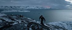 "Read more about the filming of ""Den 12. mann"" in Lyngen"