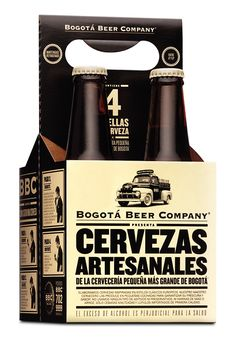 Bogotá Beer Company - Lovely Package