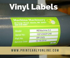 Vinyl Labels, Banner Printing, Company Logo, Logos, Prints, Logo, Printmaking, Legos