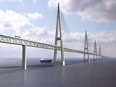 Fehmarn Belt Bridge