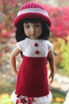 Мое сердце с Вами! Наряды для кукол / Одежда и обувь для кукол - своими руками и не только / Бэйбики. Куклы фото. Одежда для кукол
