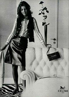 #CÉLINE #1972