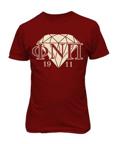 The Phi Nu Pi Tee was designed to go back to the roots as a retro tee for the Kappa frat. Encompassing the letters, Phi Nu Pi along with founding year, encompassed by the diamond. Greek Shopping, Latest Looks For Men, Kappa Alpha Psi Fraternity, Sales Letter, Best Mens Fashion, Men's Fashion, Greek Clothing, Pretty Boys, Roots