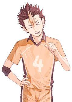 Haikyuu Nishinoya, Haikyuu Fanart, Kenma, Kageyama, Haikyuu Anime, Haikyuu Characters, Anime Characters, Fictional Characters, Kagehina Cute