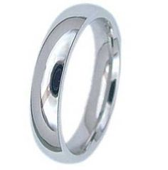 4MM High Polished Stainless Steel Wedding Band  $wedding photographers ohio$  http://j.mp/RGByOz