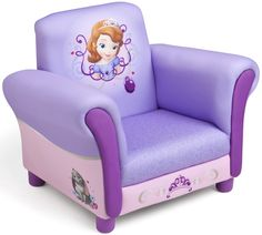 Sofia The First Chairs | Delta Children Introduces Sofia The First  Collection