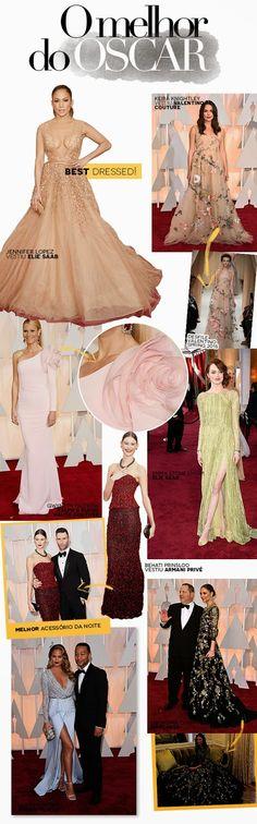 Best Looks: Oscar 2015    por Dandynha Barbosa | Dandynha Barbosa       - http://modatrade.com.br/best-looks-oscar-2015