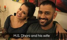 Wife of ms dhoni-sakshi Singh dhoni biography… India Cricket Team, Cricket Sport, Mahi Mahi, Best Player, Everyone Knows, Celebs, Celebrities, Biography, Funny Tshirts