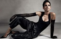 """Halle Berry is ready to walk down the aisle with fiance Olivier Martinez, and she's dishing all about their relationship.The 46-year-old Cloud Atlas star tells InStyle: """"When I first met Olivier, there wasn't the initial 'I'm in love!' It was something that grew more gradually—and it feels more real because"""