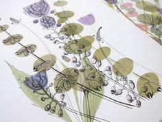 Angie Lewin и ее удивительные работы - Ярмарка Мастеров - ручная работа, handmade