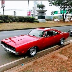 The American automobile brand, Dodge, is offering their newly revived muscle car, the 2017 Dodge Dodge Muscle Cars, Custom Muscle Cars, Classic Sports Cars, Classic Cars, Mopar, Gp Moto, 1969 Dodge Charger, Kart, Triumph Motorcycles