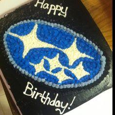 Suby cake!