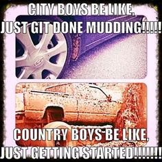 Just gettin started!! #mudding #trucks #country visit: https://www.facebook.com/truckyeahletsgomuddin