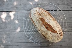This recipe will allow you to make Czech traditional sourdough rye bread at home and have the Bohemian taste and delicious aroma right in your kitchen. Healthy Holiday Recipes, Real Food Recipes, Healthy Foods, Sourdough Rye Bread, Taste Of Home Magazine, Rye Bread Recipes, Lemon Sugar Cookies, Cooking Bread, Czech Recipes