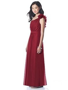 In Majestic. Dessy Collection Junior Bridesmaid style The Dessy Group Beautiful Bridesmaid Dresses, Junior Bridesmaid Dresses, Junior Dresses, Dresses For Sale, Girls Dresses, Wedding Dresses, Wedding Bridesmaids, Flowing Dresses, Express Dresses