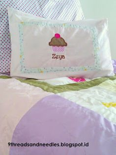cute cup cake pillow for baby