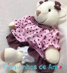 URSA FLOC - Nicho para quarto de Bebê - Ateliê Pinguinhos de Amor by Rê Mesquita https://www.facebook.com/ateliepinguinhosdeamor