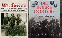 War Reporter & Die Boere Oorlog.