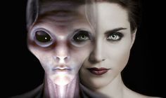 'I proved human-alien hybrids EXIST', says scientist who 'found them living on…