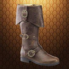 Caribbean Rogue Boots