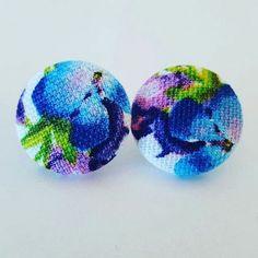 Women's Fashion Jewelry Blueberry Blossoms Stud Earrings | Jewelry & Watches, Fashion Jewelry, Earrings | eBay!
